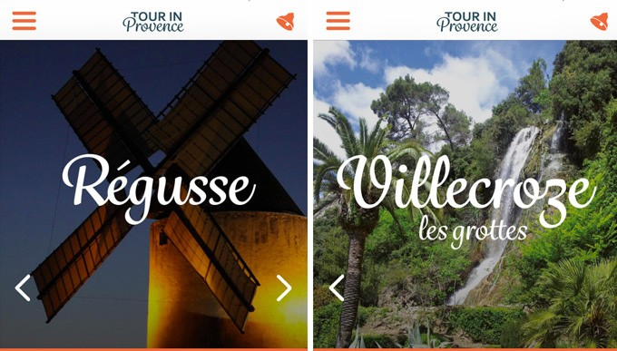 Régusse et Villecroze, Haut Var Verdon
